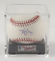 Roger Clemens Signed OML Baseball with Display Case (JSA COA) at PristineAuction.com