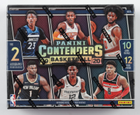 2019-20 Panini Contenders Basketball Hobby Box with (12) Packs at PristineAuction.com