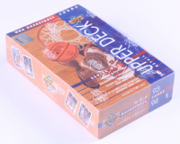 1993-94 Upper Deck Series 1 Basketball Retail Box with (36) Packs at PristineAuction.com