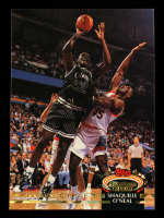 Shaquille O'Neal 1992-93 Stadium Club #201 MC Rookie Card at PristineAuction.com