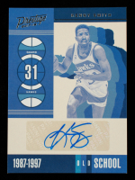 Kenny Smith  2017-18 Prestige Old School Signatures Crystal #8 at PristineAuction.com