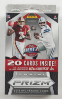 2019 Panini Prizm Football Hanger Box with (20) Cards (See Description) at PristineAuction.com