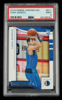 Luka Doncic 2018-19 Panini Chronicles #611 Rookies and Stars RC (PSA 9) at PristineAuction.com