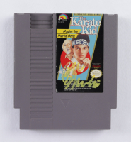 "Ralph Macchio Signed ""The Karate Kid"" Nintendo NES Video Game Cartridge (AutographCOA COA) (See Description) at PristineAuction.com"