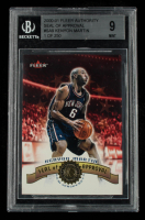Kenyon Martin 2000-01 Fleer Authority Seal of Approval #SA9 Rookie Card #188/250 (BGS 9) at PristineAuction.com