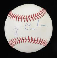 Jimmy Carter Signed OML Baseball (PSA Hologram) at PristineAuction.com