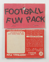 1958 Topps Football Card Fun Pack with (10) Cards at PristineAuction.com