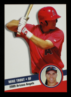Mike Trout 2009 Diamond Prospects at PristineAuction.com