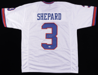 Sterling Shepard Signed Jersey (Beckett Hologram) at PristineAuction.com