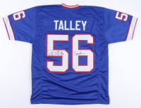 """Darryl Talley Signed Jersey Inscribed """"Spider"""" (JSA COA) at PristineAuction.com"""