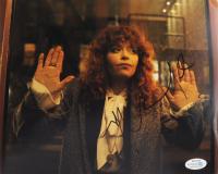 "Natasha Lyonne Signed ""Russian Doll"" 8x10 Photo (AutographCOA COA) (See Description) at PristineAuction.com"