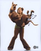 "Matthew Lillard Signed ""Scooby-Doo"" 8x10 Photo (Beckett COA) at PristineAuction.com"