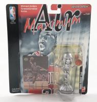Michael Jordan 1999 Air Maximum Action Figure with Upper Deck Card (See Description) at PristineAuction.com