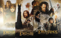 """Set of (3) """"The Lord of the Rings"""" 24x36 Movie Posters at PristineAuction.com"""