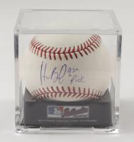 "Homer Bailey Signed OML Baseball Inscribed ""1st Pick"" (JSA COA) at PristineAuction.com"