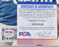 Michael Strahan Signed 2008 Sports Illustrated Magazine (PSA COA) at PristineAuction.com