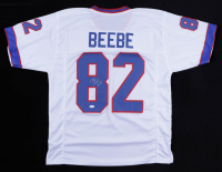 Don Beebe Signed Jersey (JSA COA) at PristineAuction.com