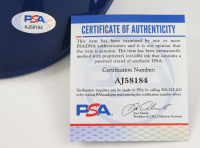"""Darryl Strawberry Signed Mets Full-Size Batting Helmet Inscribed """"86 WS Champs"""" (PSA COA) at PristineAuction.com"""