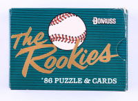 1986 Donruss Rookies Baseball Card Box (See Description) at PristineAuction.com