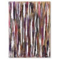 "David Ashouri Signed ""Night Dreams"" 36x48 Original Acrylic Painting on Canvas at PristineAuction.com"
