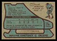 Wayne Gretzky 1979-80 Topps #18 RC at PristineAuction.com