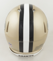 Saints Full-Size Authentic On-Field Speed Helmet at PristineAuction.com