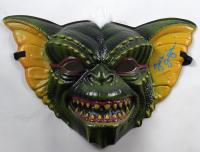 "Zach Galligan Signed ""Gremlins"" Mask (AutographCOA Hologram) (See Description) at PristineAuction.com"
