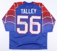 "Darryl Talley Signed Jersey Inscribed ""Spider-Man"" (JSA COA) at PristineAuction.com"