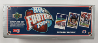 1991 Upper Deck Football Factory Set with (700) Cards at PristineAuction.com