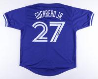 Vladimir Guerrero Jr. Signed Jersey (JSA COA) (See Description) at PristineAuction.com