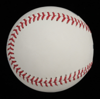 """Pedro Martinez Signed OML Baseball Inscribed """"3x Cy Young"""" (JSA COA) at PristineAuction.com"""
