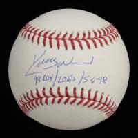 "Kerry Wood Signed OML Baseball Inscribed ""98 ROY- 20 K's- 5-6-98"" (JSA COA) at PristineAuction.com"