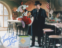 """Christopher Lloyd Signed """"Who Framed Roger Rabbit"""" 11x14 Photo (Beckett COA) at PristineAuction.com"""
