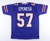 A. J. Epenesa Signed Jersey (Beckett COA) at PristineAuction.com
