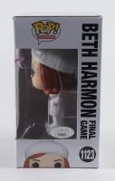 "Anya Taylor-Joy Signed ""The Queen's Gambit"" #1123 Beth Harmon Funko Pop! Vinyl Figure (JSA Hologram) at PristineAuction.com"