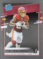 Antonio Gibson 2020 Donruss Clearly Rated Rookies #35 RC at PristineAuction.com