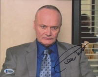 """Creed Bratton Signed """"The Office"""" 8x10 Photo (Beckett COA) at PristineAuction.com"""