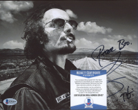 """Kim Coates Signed """"Sons of Anarchy"""" 8x10 Photo Inscribed """"Peace Bro"""" (Beckett COA) at PristineAuction.com"""