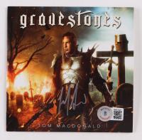 "Tom MacDonald Signed ""Gravestones"" CD Album (Beckett COA) at PristineAuction.com"