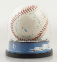 Mickey Mantle & Roger Maris Signed OAL Baseball with High Quality Display Case (BGS Encapsulated) at PristineAuction.com