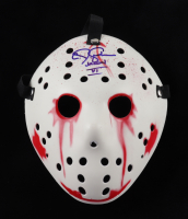 "C. J. Graham Signed ""Friday the 13th"" Mask Inscribed ""Jason VI"" (ACOA Hologram) at PristineAuction.com"
