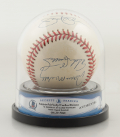 Orioles 20 Game Winner's Signed OAL Baseball with High Quality Display Case (BGS Encapsulated) at PristineAuction.com