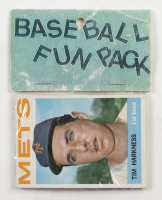1964 Topps Baseball Card Fun Pack with (10) Cards at PristineAuction.com