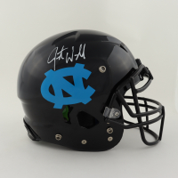 Javonte Williams Signed North Carolina Tar Heels Youth Full-Size Authentic On-Field Vengeance Helmet (Beckett COA) (See Description) at PristineAuction.com