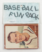 1962 Topps Baseball Card Fun Pack with (10) Cards at PristineAuction.com