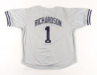 "Bobby Richardson Signed Jersey Inscribed ""60 W.S. MVP"" (JSA COA) at PristineAuction.com"