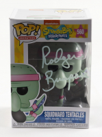 "Rodger Bumpass Signed ""SpongeBob SquarePants"" #560 Squidward Tentacles Funko Pop! Vinyl Figure (PSA COA) at PristineAuction.com"