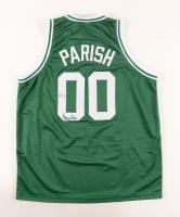 Robert Parish Signed Jersey (PSA COA) at PristineAuction.com