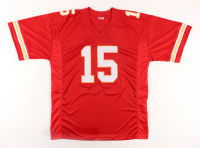 Patrick Mahomes Signed Jersey (Beckett Hologram) at PristineAuction.com
