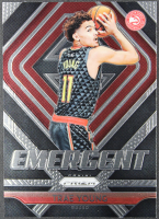 Trae Young 2018-19 Panini Prizm Emergent #5 RC at PristineAuction.com